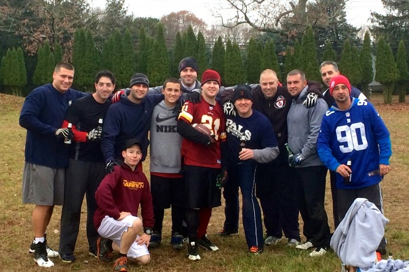 Annual Turkey Bowl!