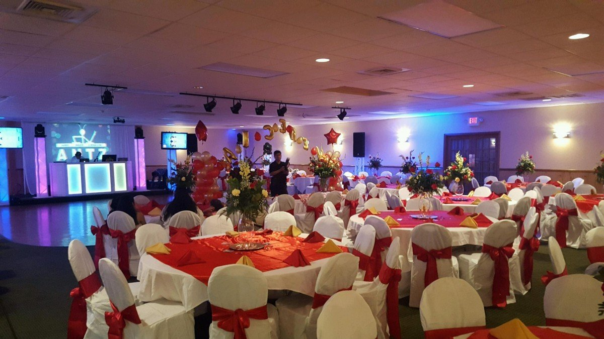 Banquet Facility Rental